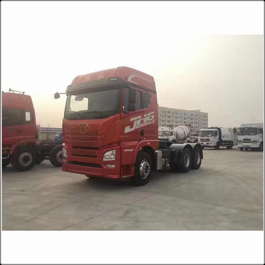 10 Wheelers Tractor Trailer Truck ZF8118 Steering Single
